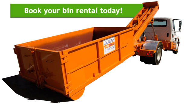 We drop - you load or we load dumpster rentals